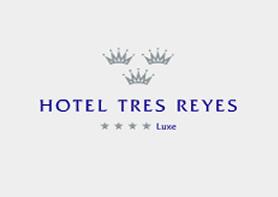 Hotel Tres Reyes Iruña Palace