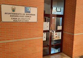 Casa de Cultura de Barañáin