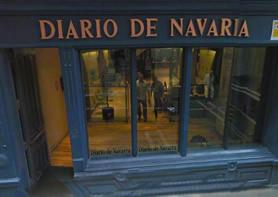 Diario de Navarra - Sede C/ Zapatería
