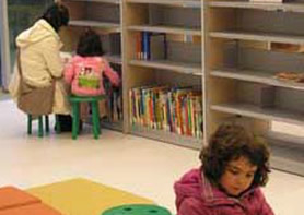 Biblioteca Pública de San Jorge