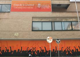 Casa de la Juventud del Ayuntamiento de Pamplona