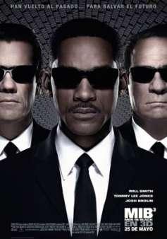 Men in Black 3 (Hombres de Negro 3)