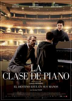 La clase de piano