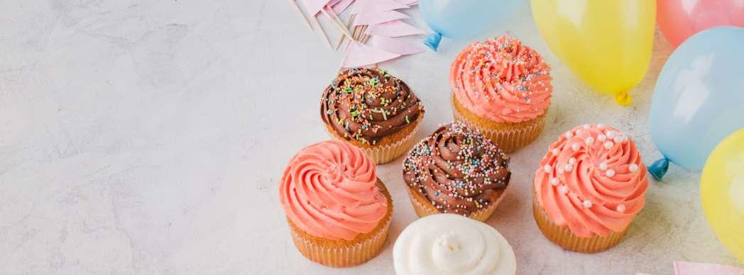 Taller de decoración de cupcakes