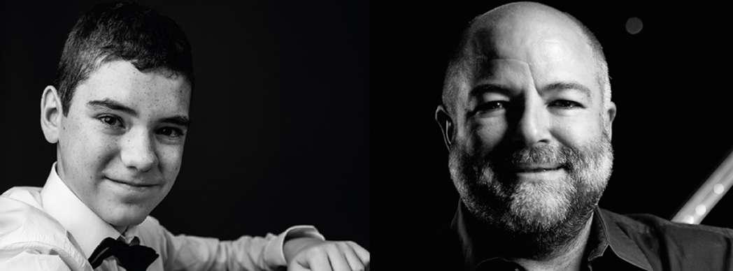 Alejandro Gómez y Miguel Ángel Ortega