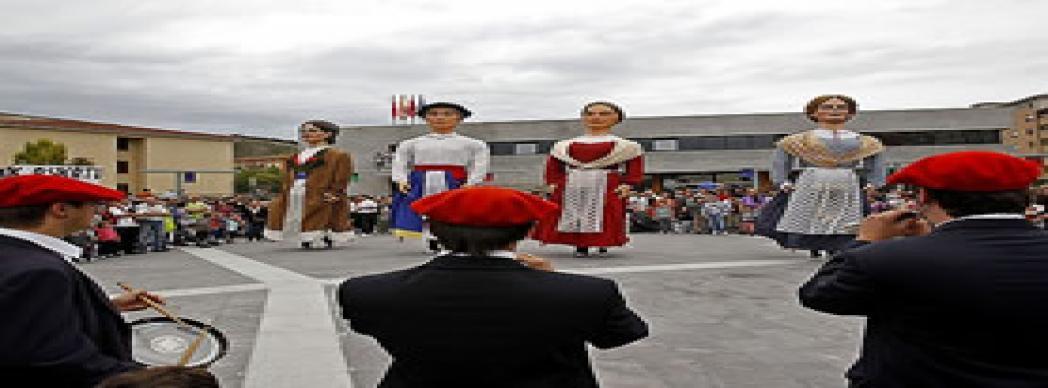Fiestas de Ansoáin 2018