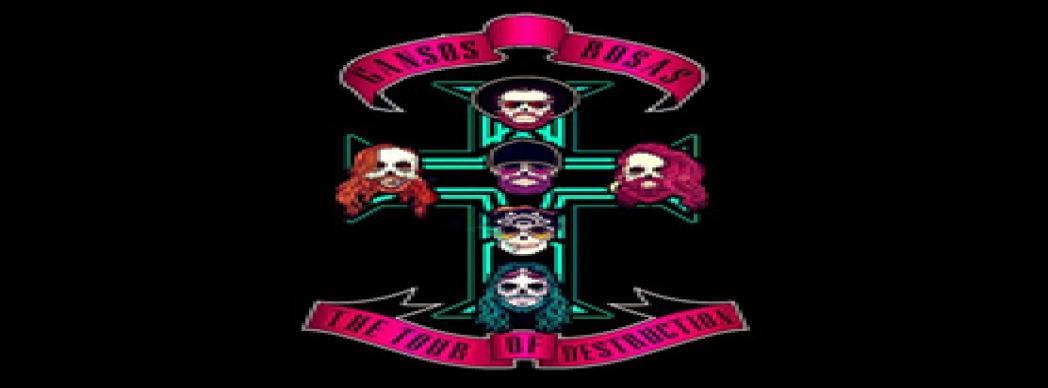 """Gansos Rosas: """"The Tour of Destruccion"""""""