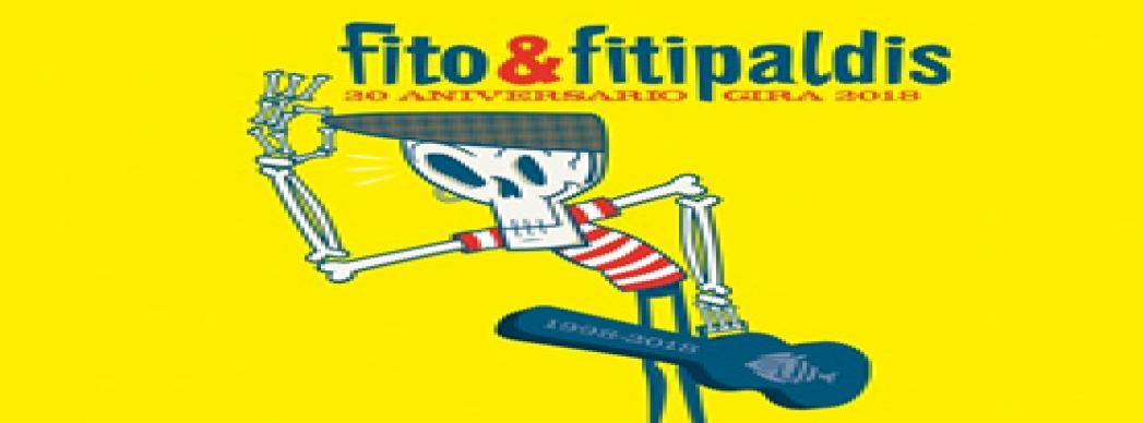 "Gira Fito & Fitipaldis: ""20 años, 20 ciudades"""
