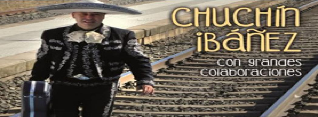 """Chuchín Ibáñez y Los Charros: """"Mi nuevo viaje"""""""