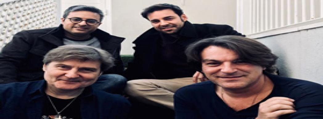 Flamenco meets Jazz: Dorantes, Adam Ben Ezra y Tim Ries