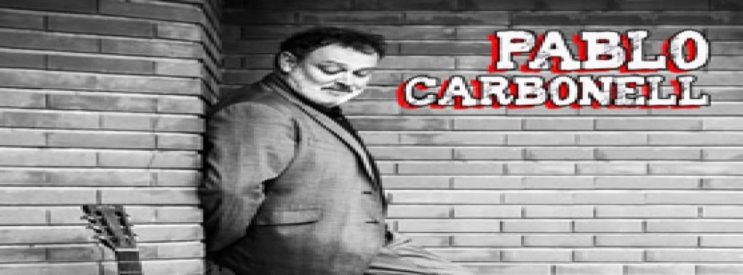 """Pablo Carbonell presenta: """"Conozco un lindo regato"""""""