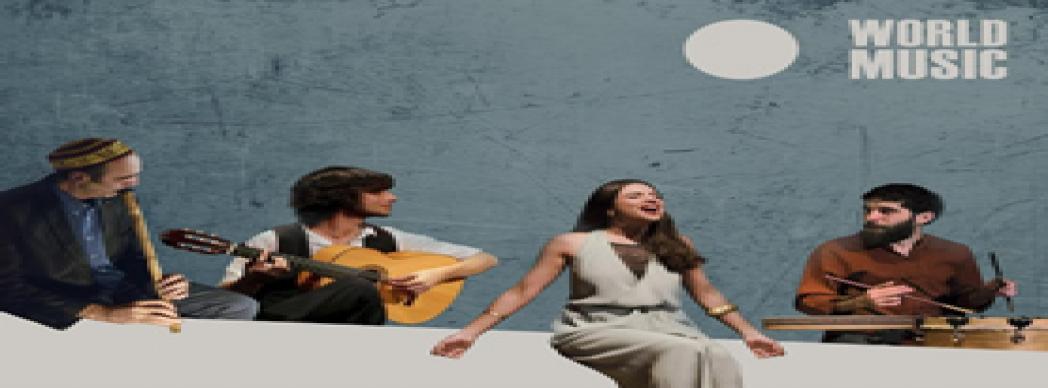 """De Mar a Mar: """"Músicas del Mediterráneo al Pacífico"""""""
