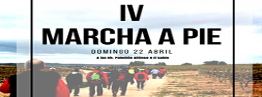 IV Marcha a Pie de San Adrián