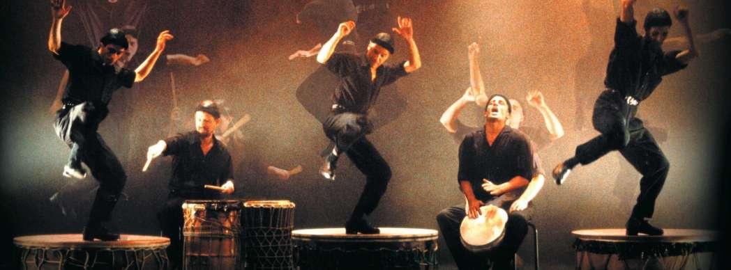 """Música y danza con Camut Band: """"Big Drums"""""""