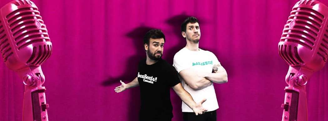 Monólogo, improvisación y beatboxcomedia con BocaBeats