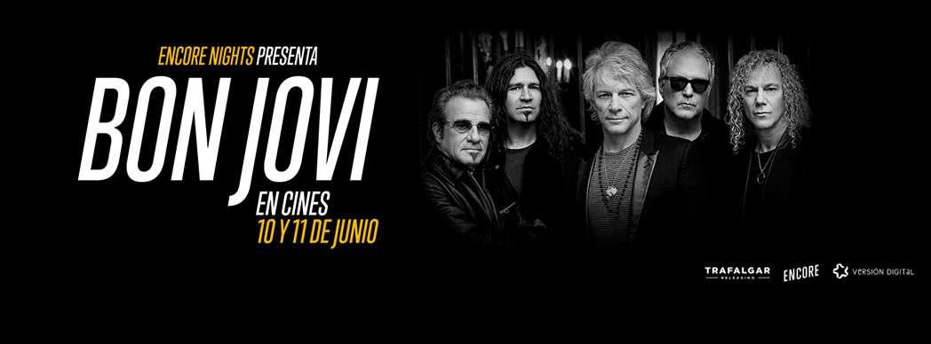 Concierto de Bon Jovi en Golem La Morea