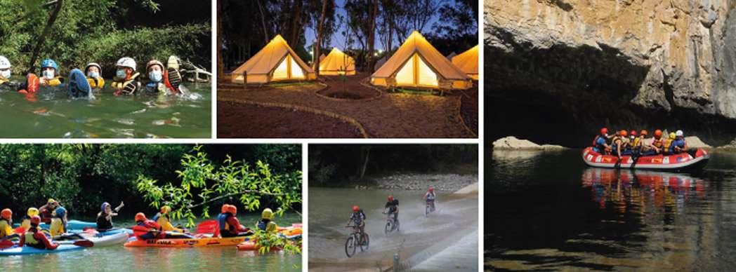 Campamento Multiaventura Acuático en Lumbier