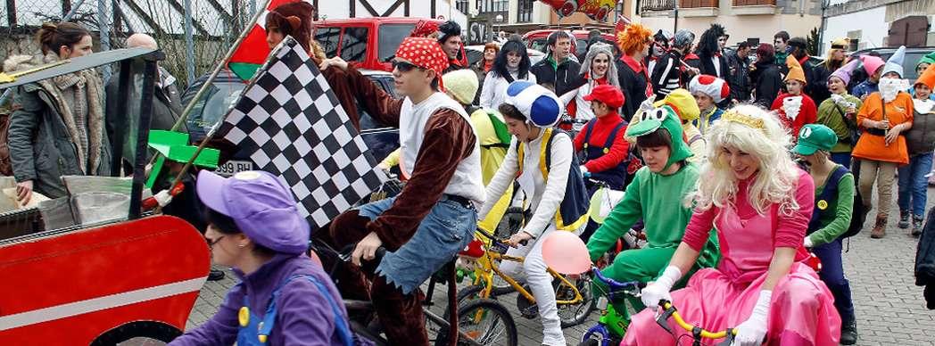 Carnaval Lekunberri