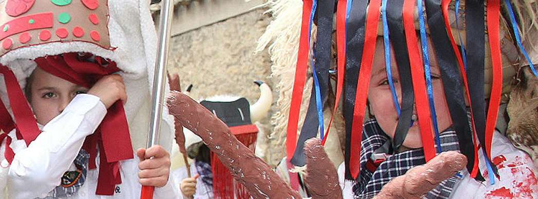 Carnaval de Sangüesa
