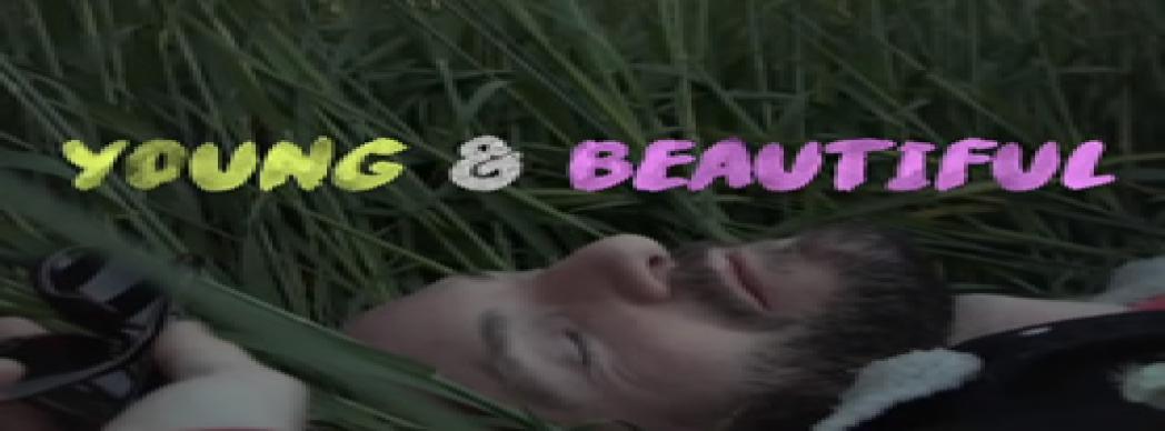 "Estreno mundial de ""Young & Beautiful"""