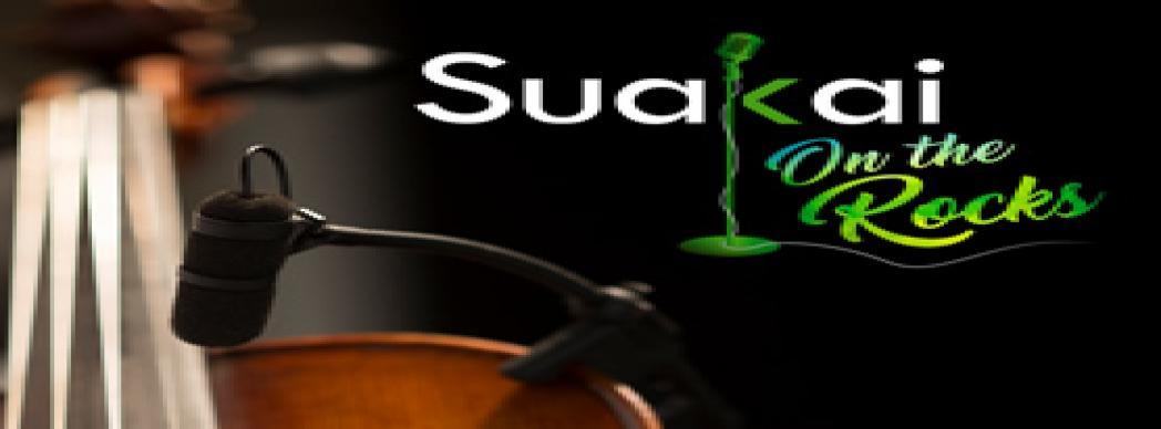 """Concierto: """"Suakai on the Rocks"""""""