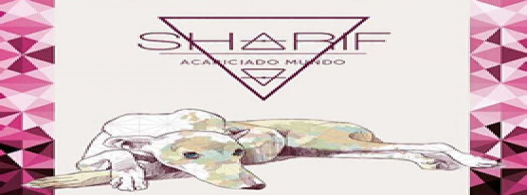 """Sharif en concierto presentando """"Acariciado Mundo"""""""