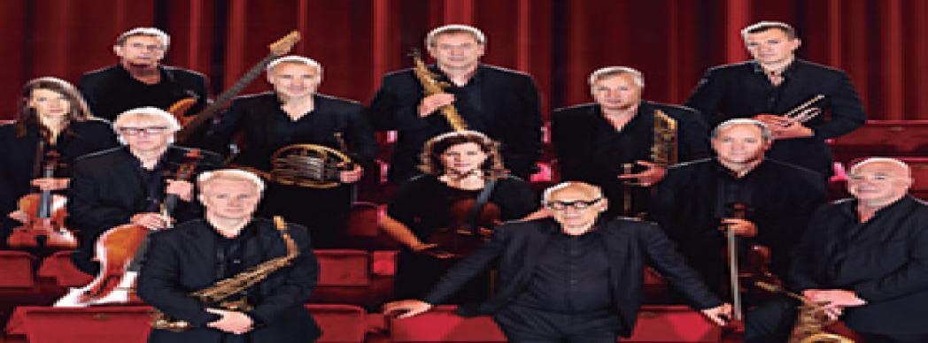 The Michael Nyman Band en concierto