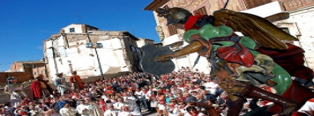 Fiestas de San Miguel en Corella 2018