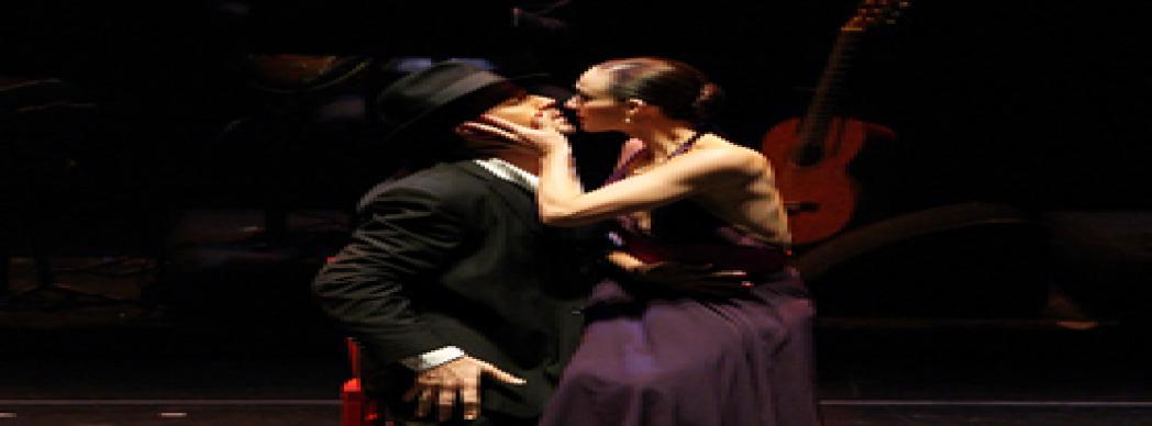 "Tango Metropolis Dance Company: ""Tangos de amor y sangre"""