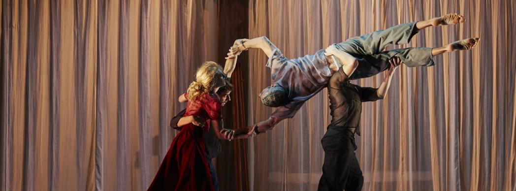 "Danza contemporánea: ""Baserri"""