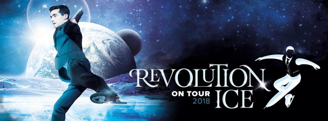 "Javier Fernández presenta ""Revolution on Ice"""