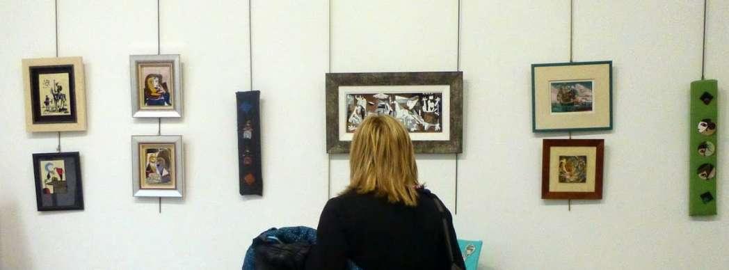 "Exposición colectiva: ""Paseo por distintos estilos"""