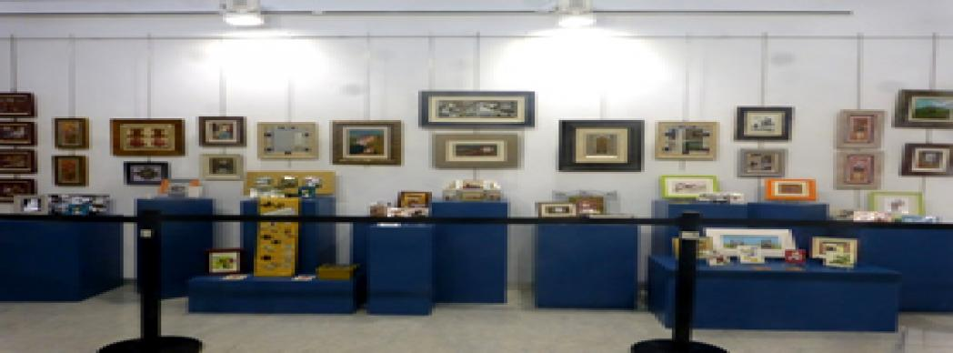 Exposición Cursos Socioculturales de Burlada