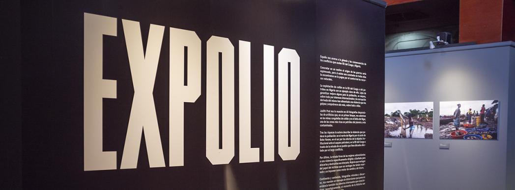 """Exposición fotográfica de Judith Prat: """"Expolio"""""""