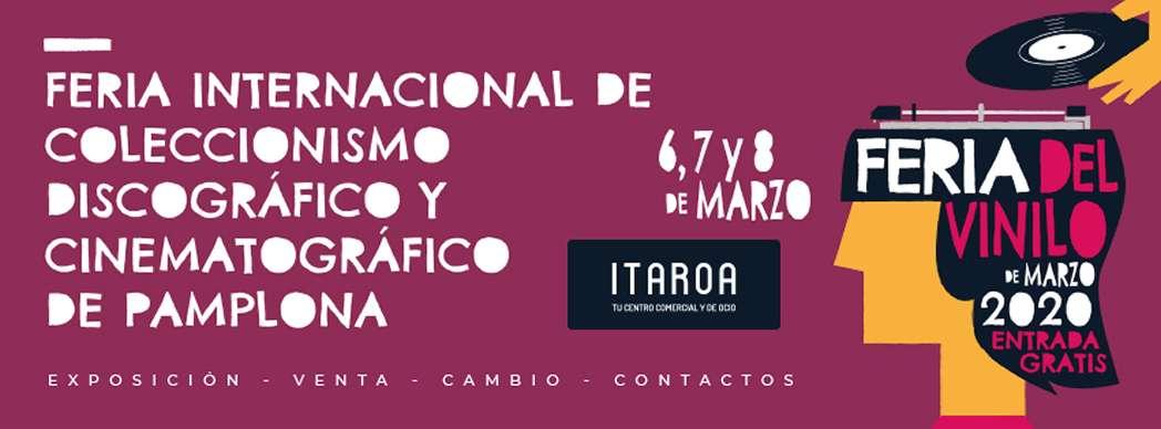 Feria del Vinilo en Itaroa 2020