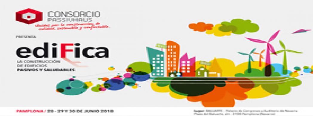 EdiFica, Feria de Construcción Passivhaus