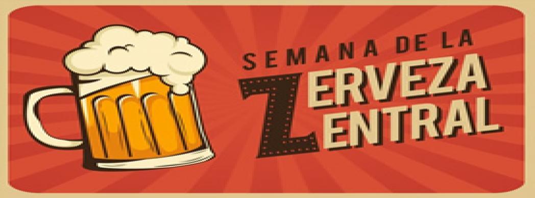 Semana de la Cerveza en Zentral