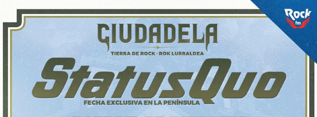 """""""Ciudadela: Tierra de Rock - Rok Lurraldea"""""""