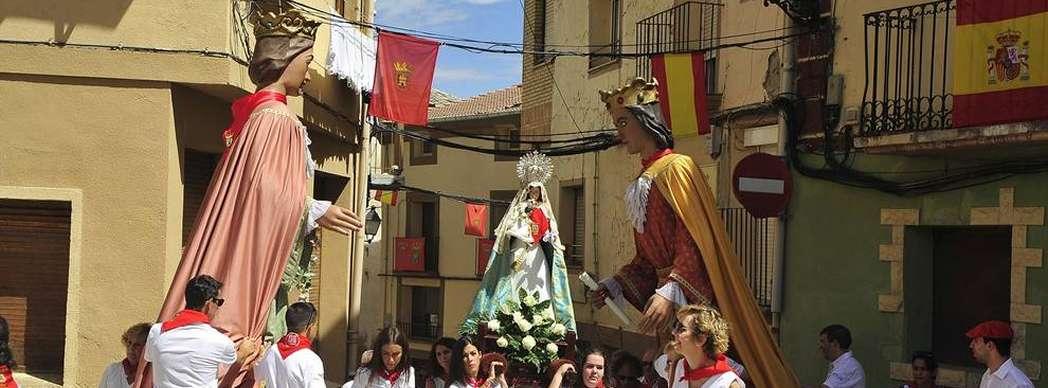 Fiestas de Funes 2019