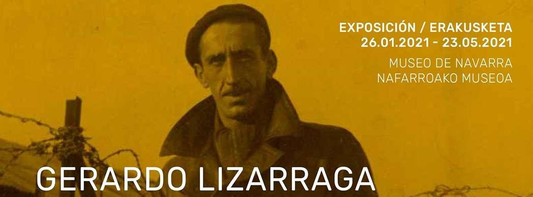 Gerardo Lizarraga, artista en el exilio