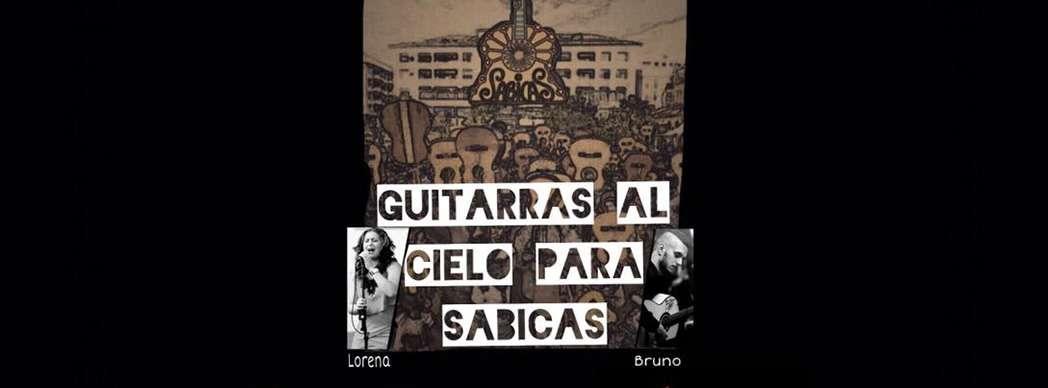 Guitarras al cielo para Sabicas