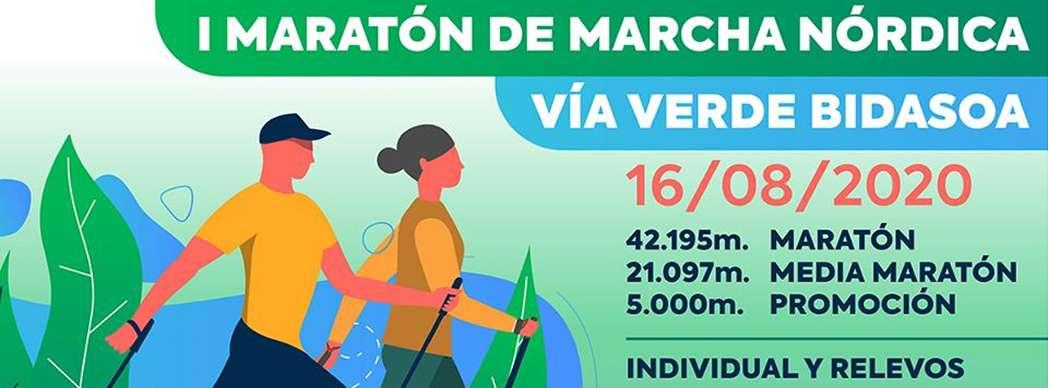 I Maratón de Marcha Nórdica