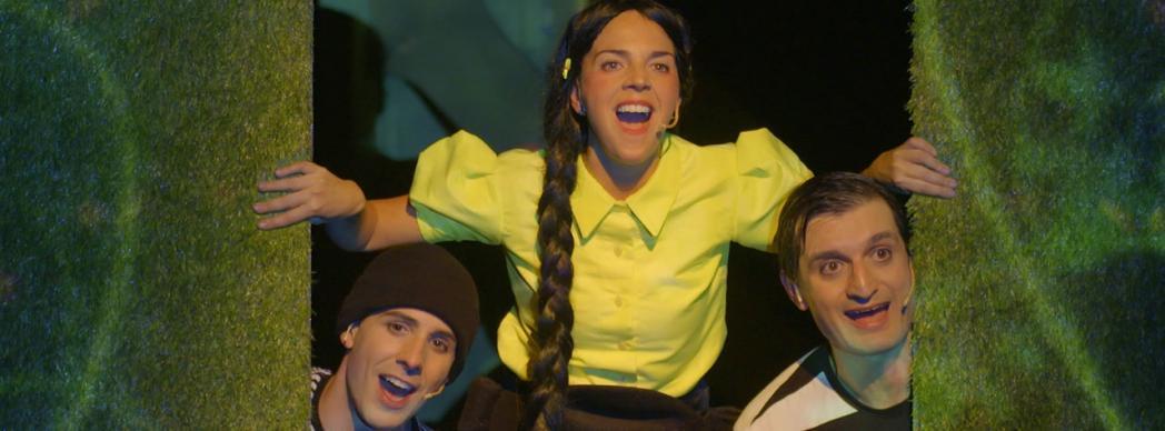 """Teatro infantil: """"El fantástico parque de Martina"""""""