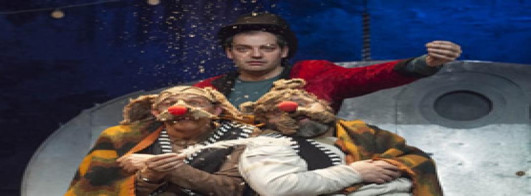 """Teatro infantil: """"Lunaticus Circus"""""""