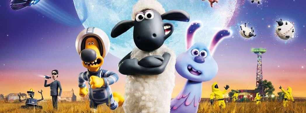 La oveja Shaun. Granjaguedon