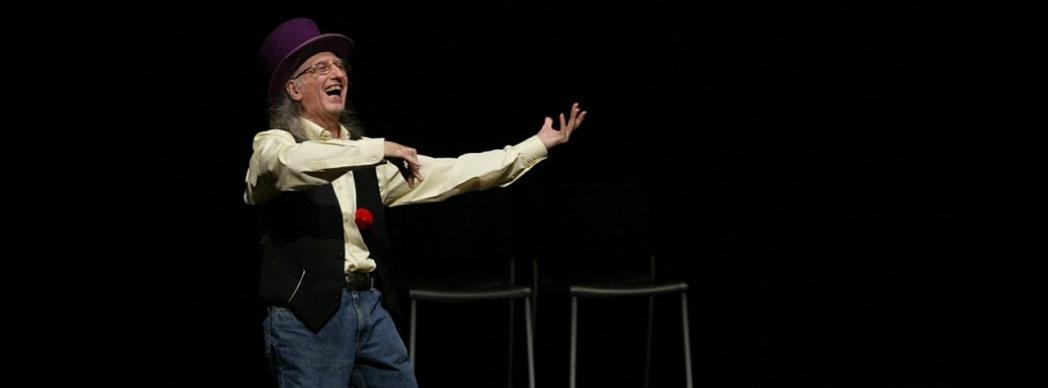 """Juan Tamariz presenta: """"Magia potagia... ¡Y más!"""""""