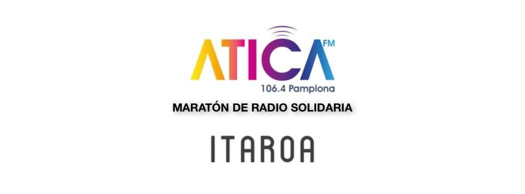 Maratón de radio solidaria