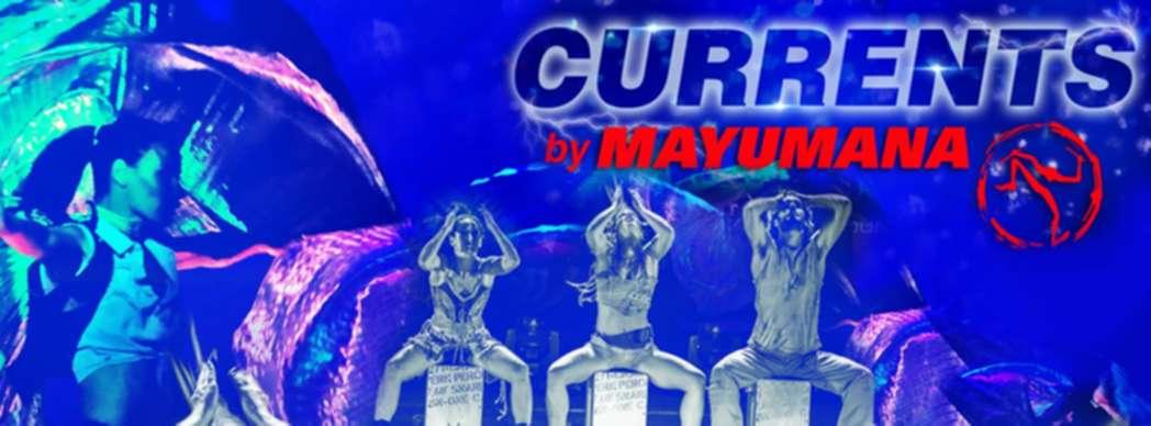 Currents by Mayumana