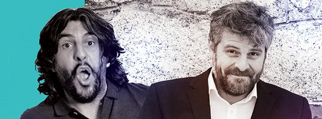 Monólogos con J.J. Vaquero y Raúl Cimas