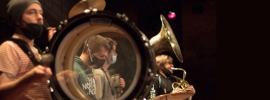 No More Jazz Brass Band